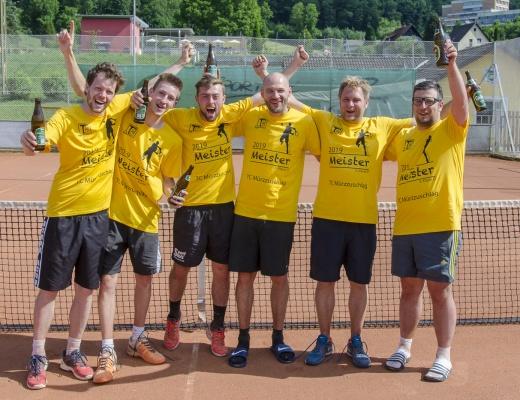 2019 – Meistertitel der 1er-Mannschaft in der 3. Klasse