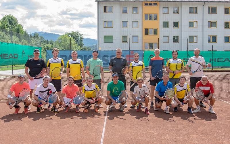 2019 – Herren Doppel Vereinsmeisterschaft